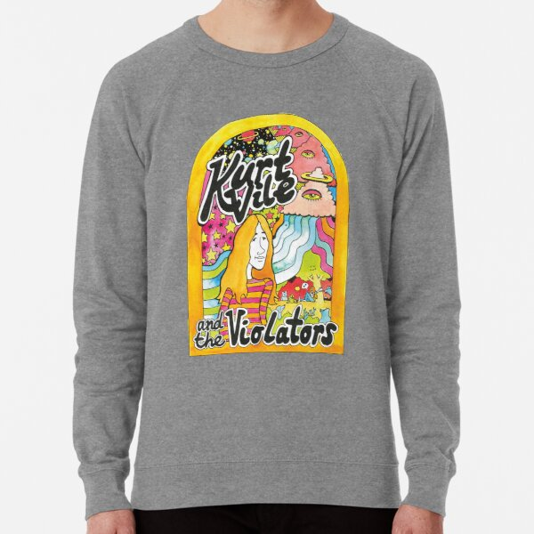 Kurt Vile  Lightweight Sweatshirt