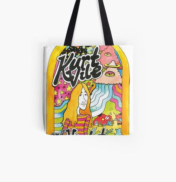 Kurt Vile  All Over Print Tote Bag