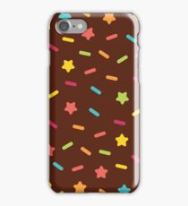 Choclate and Sprinkles  iPhone Case/Skin