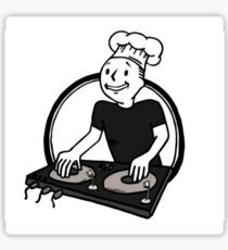 The BeatChef Sticker