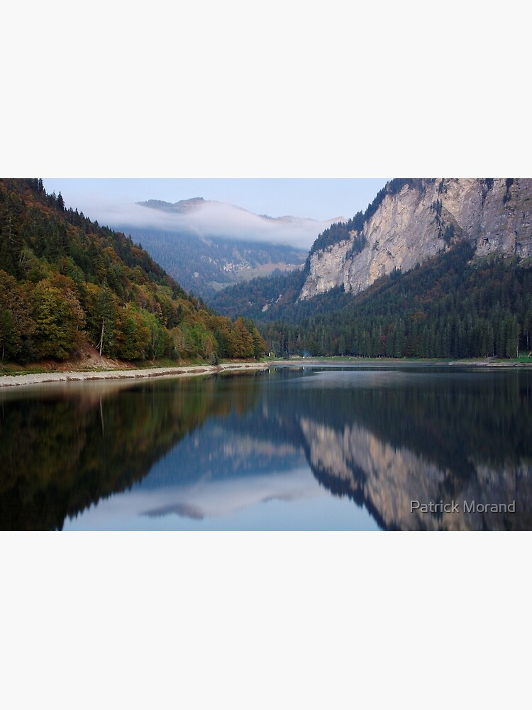 Autumn in Montriond by patmo