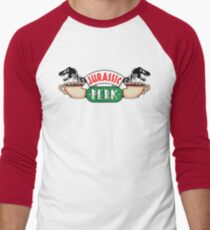 Jurassic Park x Central Perk - Jurassic World/FRIENDS parody T-Shirt
