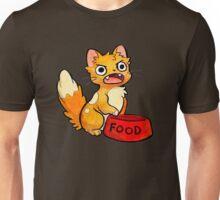 Kitty Needs Food Unisex T-Shirt
