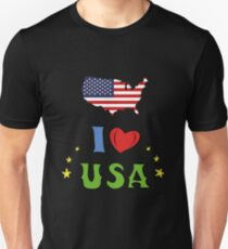 I love the united states of america T-Shirt
