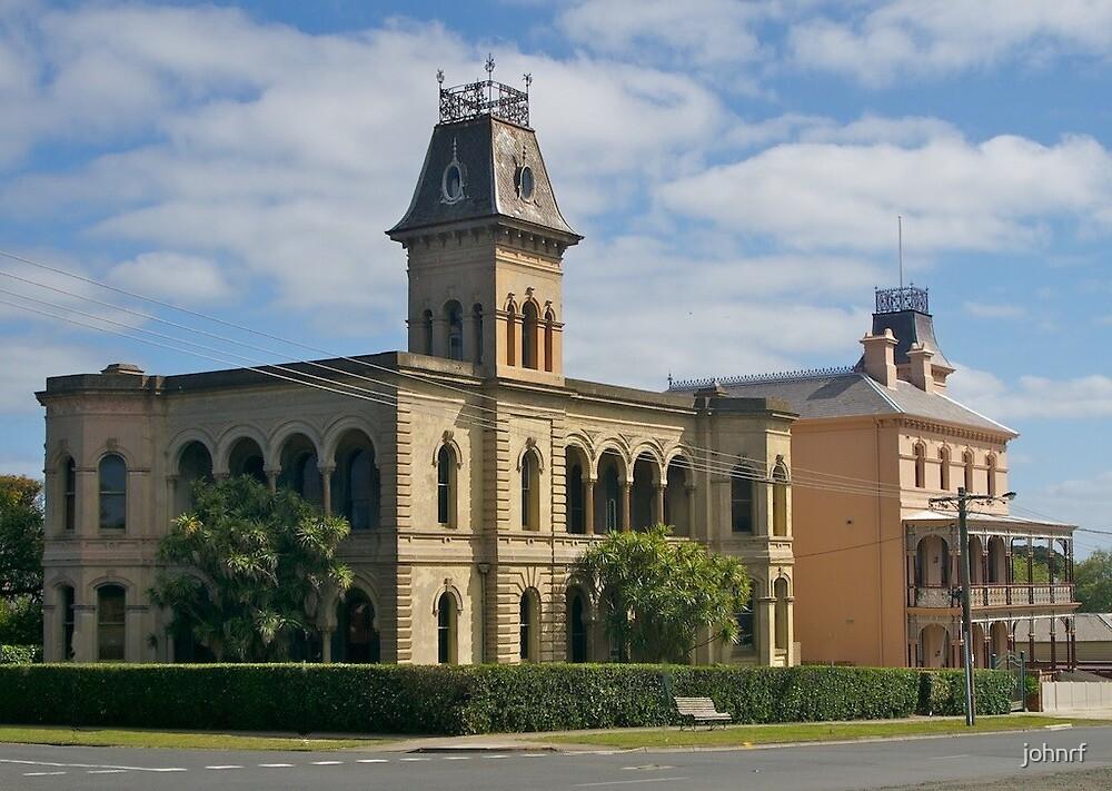 Historic Lathamstowe, Queenscliff, Victoria. by johnrf