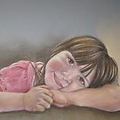 Portrait of Shaylee by Ann Nightingale