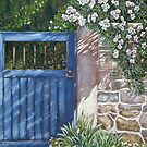 The Blue Gate by Ann Nightingale