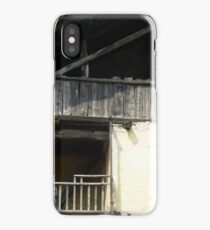 abandonment iPhone Case/Skin