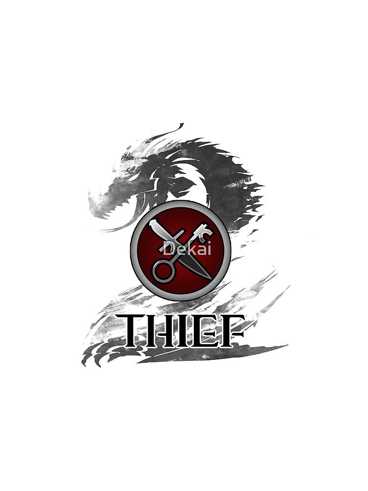 Thief - Guild Wars 2 by Dekai