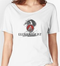 Elémentaliste - Guild Wars 2 T-shirts coupe relax