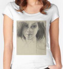 Zoe Women's Fitted Scoop T-Shirt