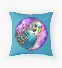 """Bibbles"" Throw Pillow"