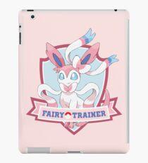 Fairy shield iPad Case/Skin