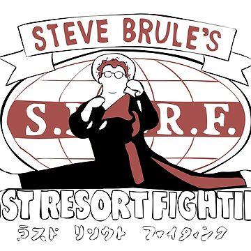 Steve Brule's Last Resort Fighting by DickChappy01