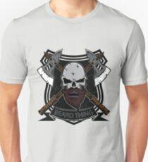 The Beard Thing Unisex T-Shirt