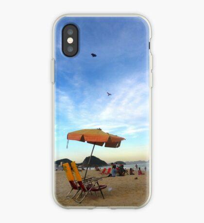 Beach feeling, Rio de Janeiro iPhone Case