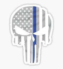 Military Skull [Tactical Flag] Sticker
