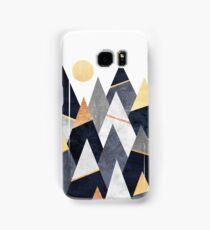 Fancy Mountains Samsung Galaxy Case/Skin
