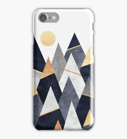 Fancy Mountains iPhone Case/Skin