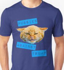 Pussies Against Trump 2.0 Unisex T-Shirt