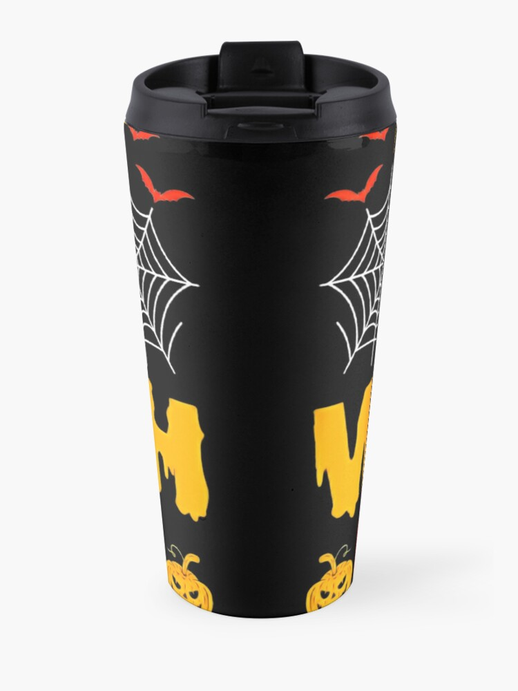 Alternate view of Housekeeping By Day Witch By Night Housekeeping Halloween Travel Mug
