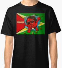 Guyana Jones and the People's Temple of Doom Classic T-Shirt