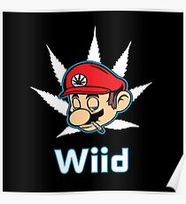 Mario - Wiid Poster