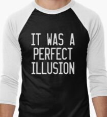 Perfect Illusion (II) - Lady Gaga Men's Baseball ¾ T-Shirt