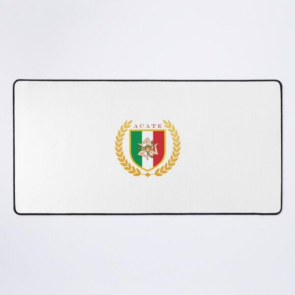 Acate Sicily Italy Desk Mat