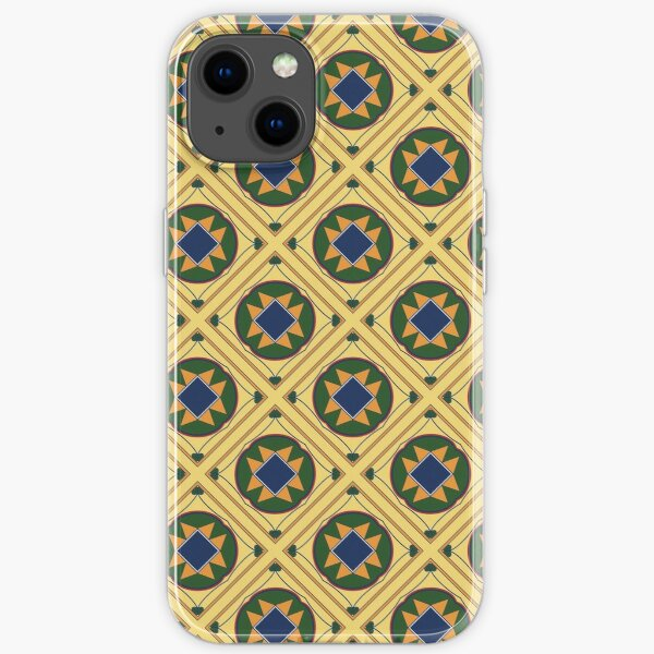 Lovely Ethnic Pattern  iPhone Soft Case