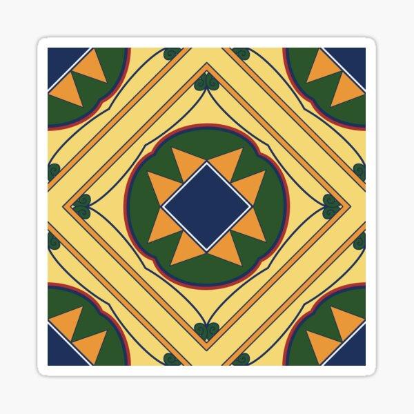 Lovely Ethnic Pattern  Sticker