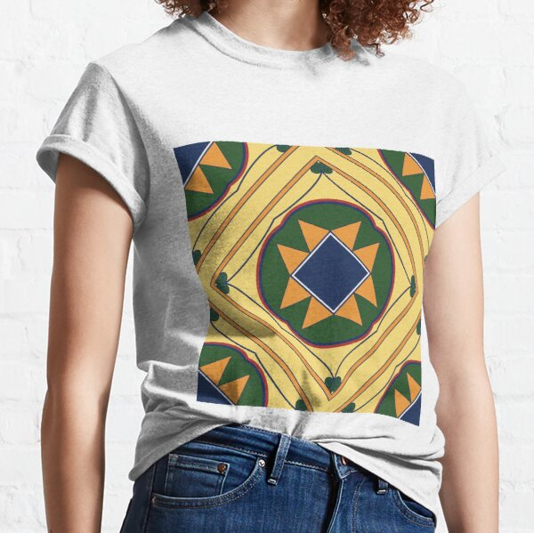 Lovely Ethnic Pattern  Classic T-Shirt