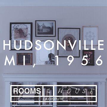 HUDSONVILLE, MI 1956 by shbb