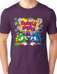Bubble Bobble Retro Unisex T-Shirt