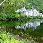 Kylemore Abbey - Ireland by Arie Koene