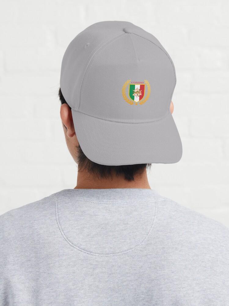 Alternate view of Comiso Sicily Italy Cap