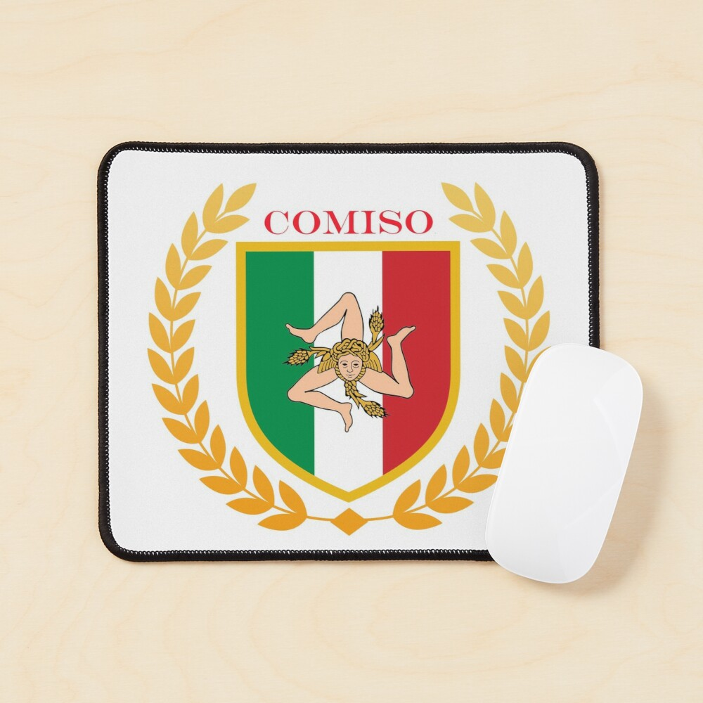 Comiso Sicily Italy Mouse Pad