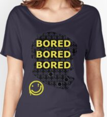 Sherlock BORED Women's Relaxed Fit T-Shirt