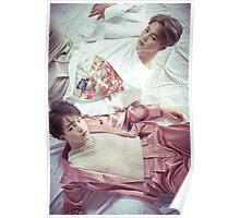 Jimin And Suga Poster