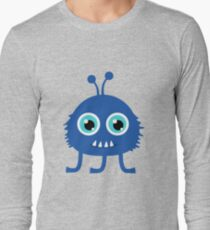 Cute and funny cartoon monster T-Shirt