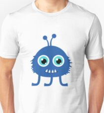 Cute and funny cartoon monster Unisex T-Shirt