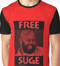 Free Suge Graphic T-Shirt
