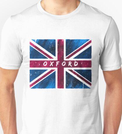 Oxford British Union Jack Flag T-Shirt
