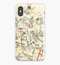 Bad Tempered Rodents iPhone Case/Skin