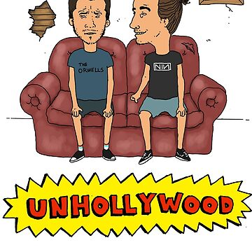 Unhollywood 3 by fo3the13th
