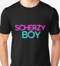 X Factor: Scherzy Boy Unisex T-Shirt