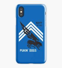 VF-143 Pukin Dogs Sans Reproache           iPhone Case