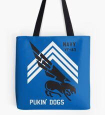 VF-143 Pukin Dogs Sans Reproache           Tote Bag