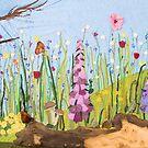 Spring by Jackie  Gale