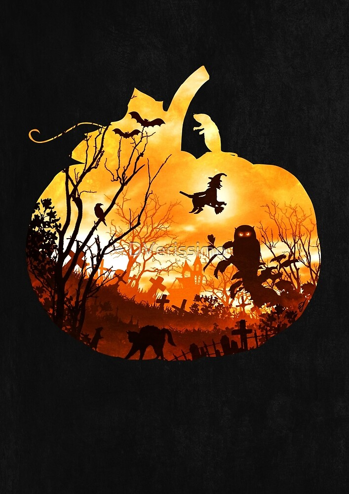 All Hallows Eve by DVerissimo